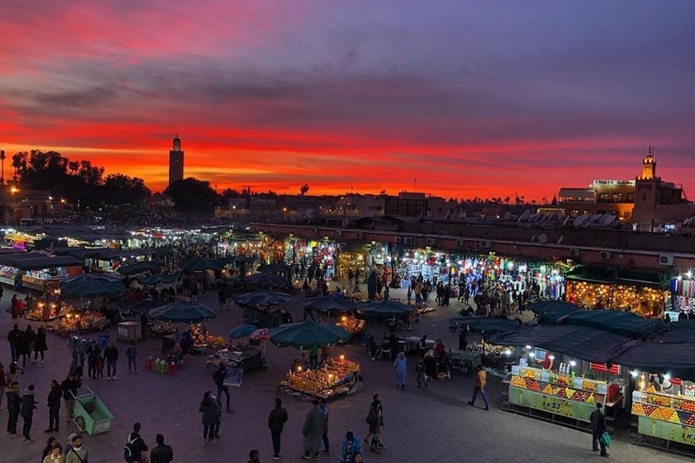 Le Détective Privé à Marrakech
